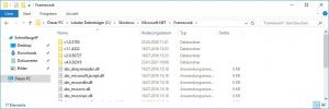 Clean-ASP.NET-Directorys