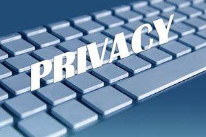 Privatsphäre per Klick