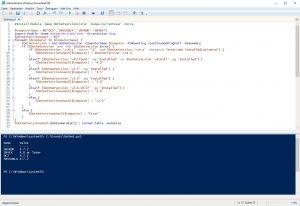 Welche .NET Framework Version ist installiert