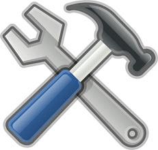 Admin Werkzeug Netzwerk