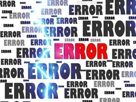 Ein DSA-Vorgang Fehler 8524