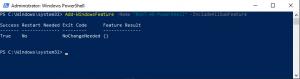 Installieren und importieren Powershell Active Directory Modul