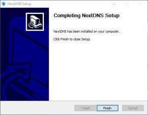 NextDNS Windows App