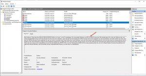 Server Manager Kerberos Sicherheitsfehler