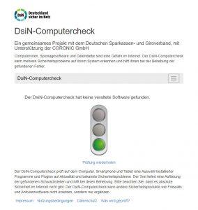 Deutschland Computer Check
