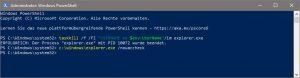 Windows Explorer nouaccheck