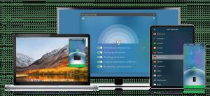 Weltweit geschützt in WLAN, LAN und in Funknetzen