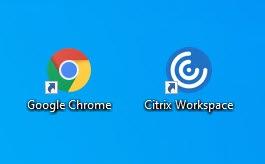 Deployment Citrix Workspace and Google Chrome
