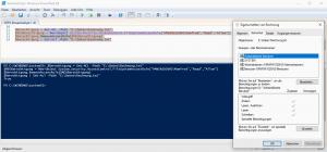 NTFS Berechtigungen mit der Powershell entfernen