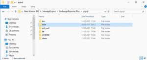 NTFS Problem Exchange Reporter