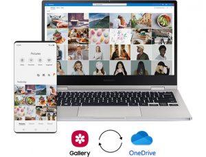 Samsung Cloud und OneDrive kommen zusammen