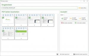 PDF Dateien bearbeiten zusammenfügen