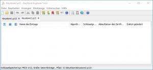 Keytool Java Keystore importieren