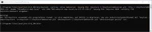 Keytool create certificate request