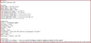 Domänenkontroller Zertifikat manuell beantragen