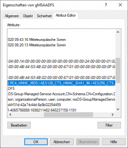 gMSA RC4_HMAC_MD5