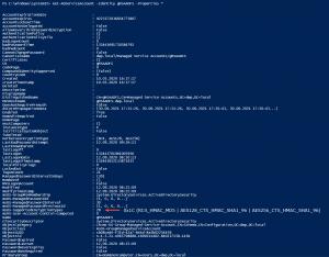 msDS-SupportedEncryptionTypes 0x1c