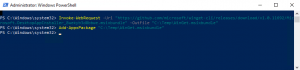 WinGet Package Manager installieren