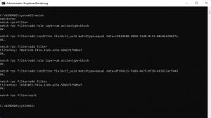 PetitPotam-Angriffe mit NETSH-Fitern blockieren