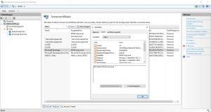Exchange Backend Zertifikat FQDN