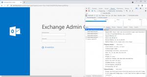 Exchange Server HSTS aktivieren