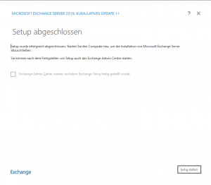 Exchange Server 2016 2019 Cumulative Updates September 2021