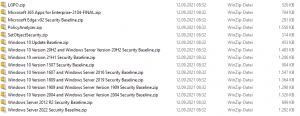 Microsoft Security Compliance Toolkit