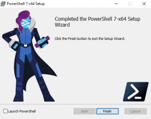 Powershell 7 und Visual Studio Code